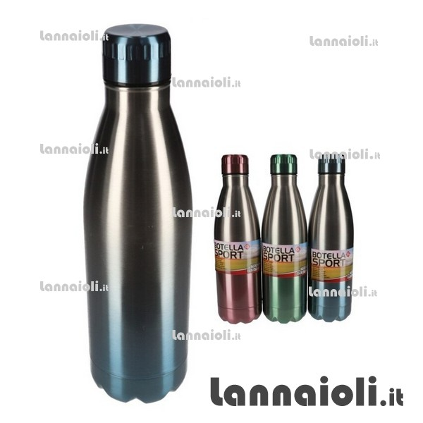 BORRACCIA INOX CL.70